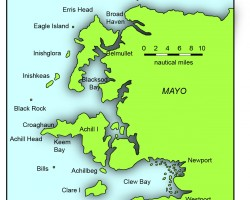 Clare Island to Killybegs
