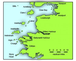 Galway to Clare Island