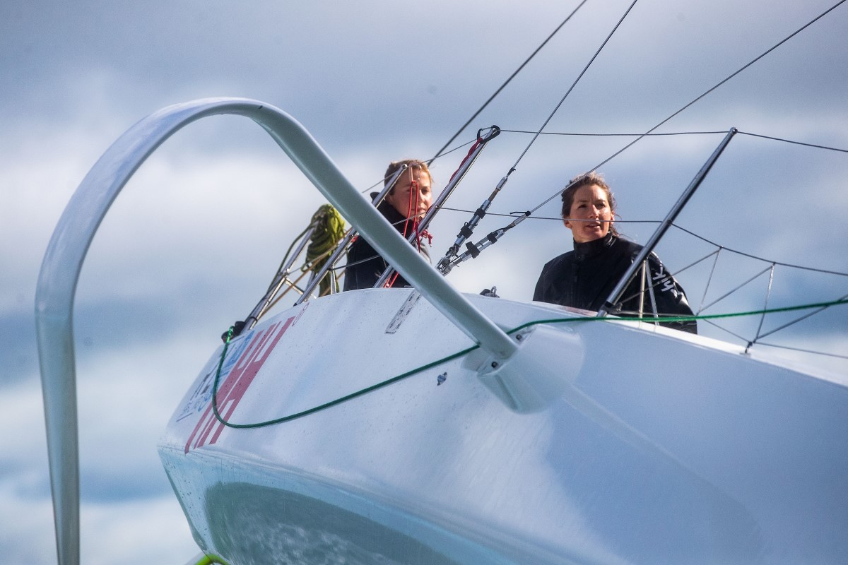 Description image of Record breaking Round Ireland Women of RL Sailing