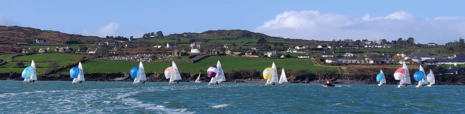 Description image of Irish Sailing Coaching Fund Goes to 420s