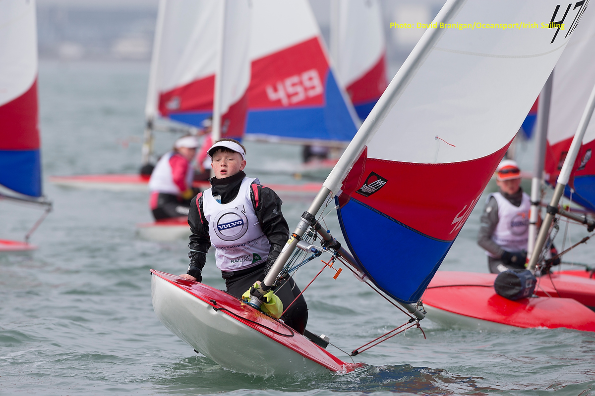 Description image of Irish Sailing Topper Squad 2019