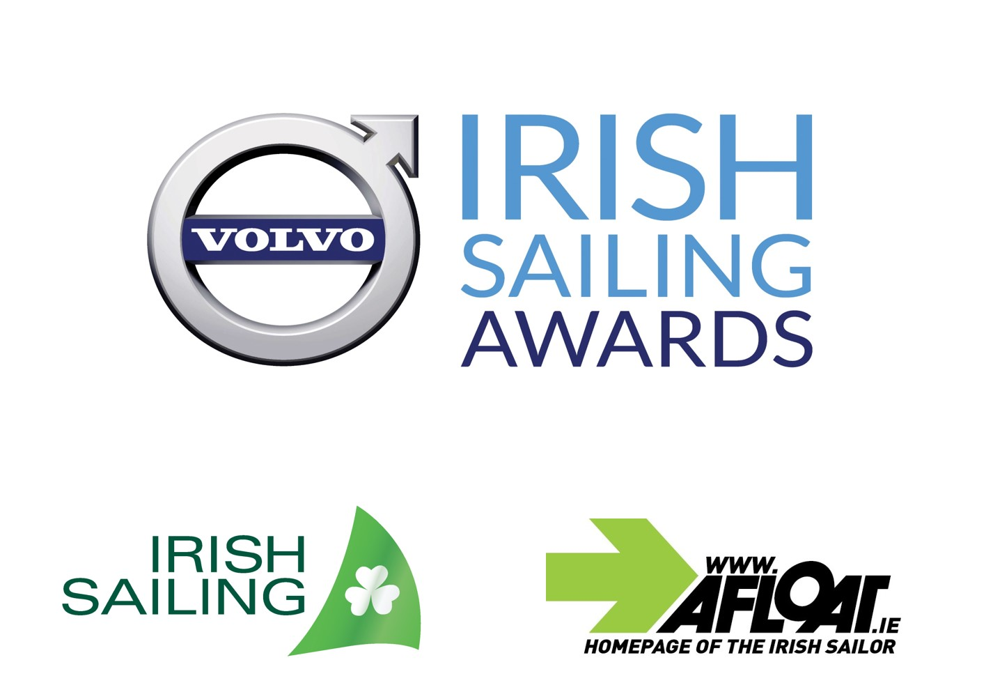 Description image of Sailing world champions honoured at Volvo Irish Sailing Awards