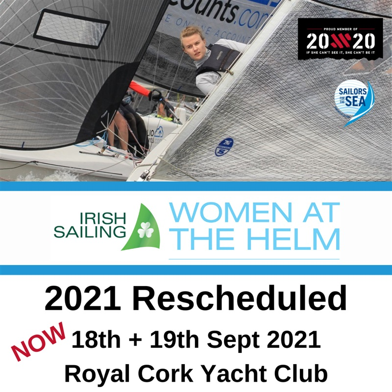 Women at the Helm 2021 Rescheduled