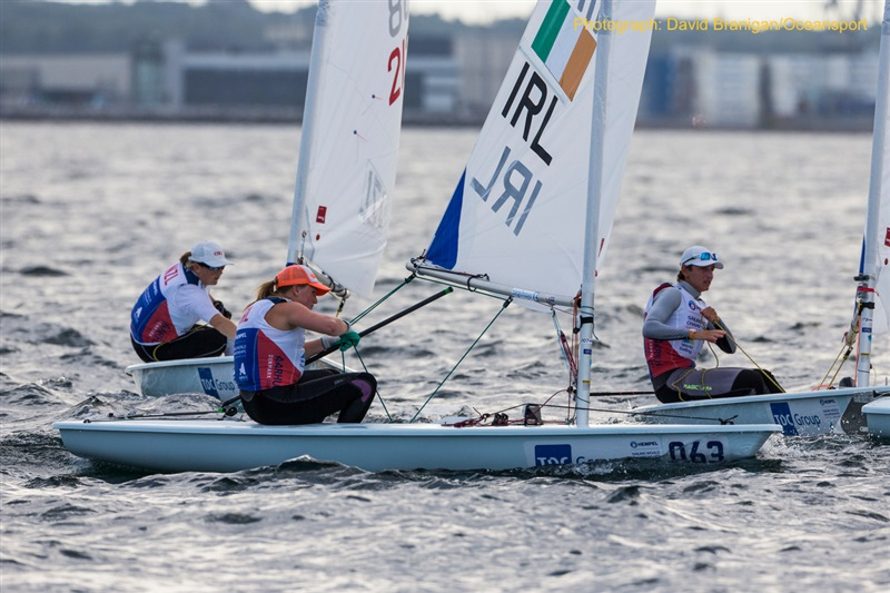 Irish sailors complete Sailing World Championships with mixed fortunes