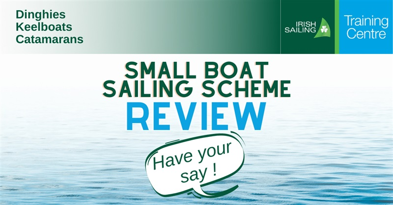 Small Boat Sailng Scheme (SBSS) Review