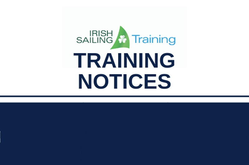 Training Notice 21 - 1