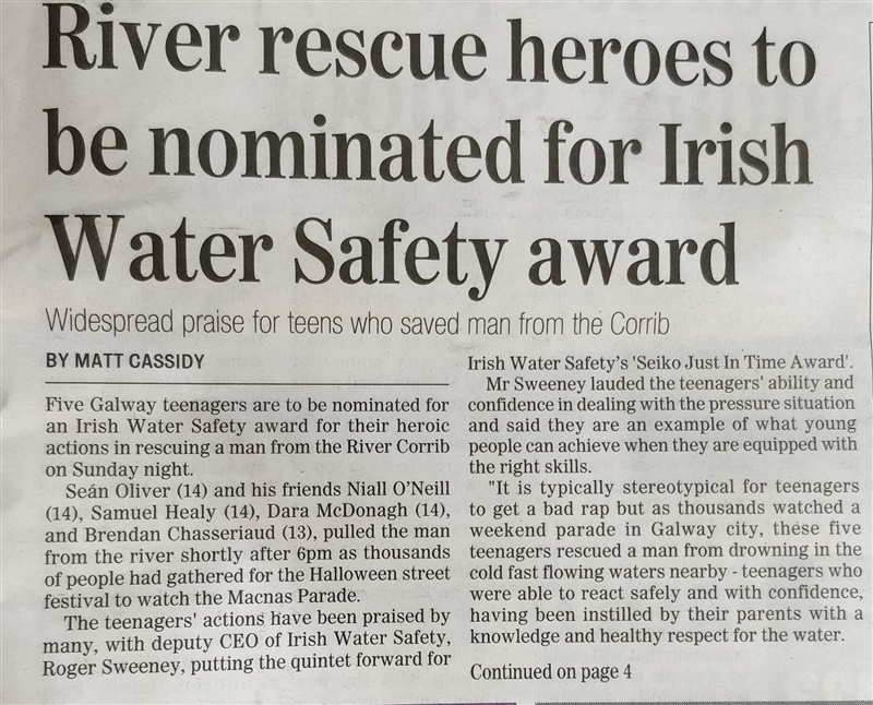 River Rescue Heroes