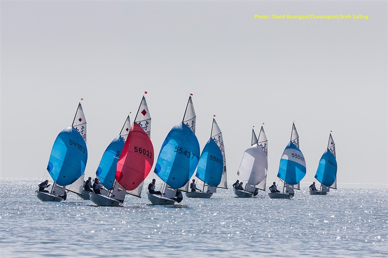 Knife-edge Results at Volvo Youth Sailing Championships