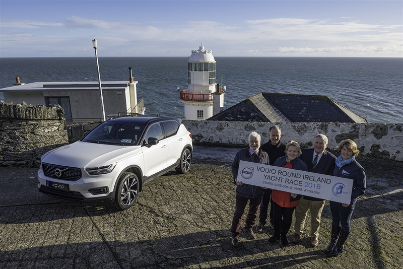 2018 Volvo Round Ireland 40th Year
