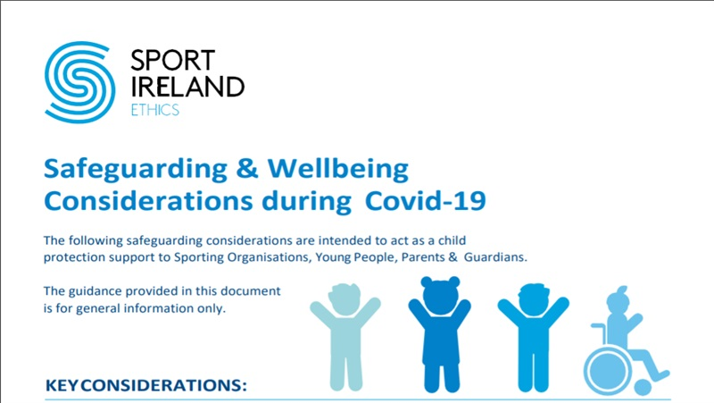 Covid 19 Safeguarding and Wellbeing