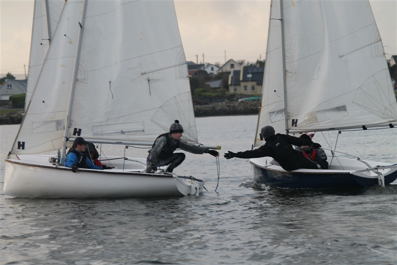 St Endas College Win Connaught School Team Racing