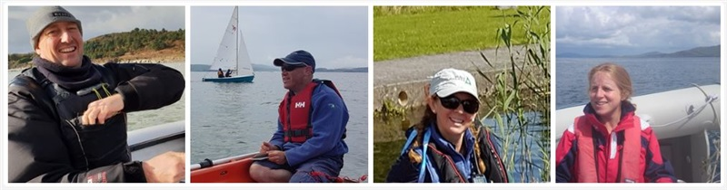 Meet the Irish Sailing Development Team