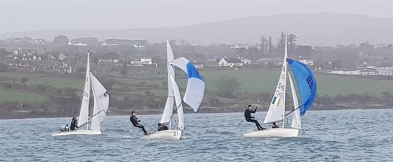 Irish Sailing Coaching Fund Goes to 420s