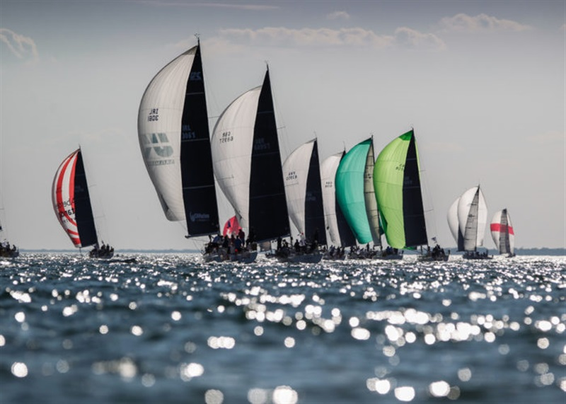 Entries open for 2020 IRC European Championship
