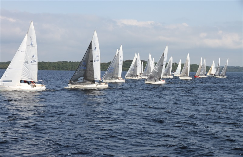 Five under-25 teams from five different clubs in J24 Nationals