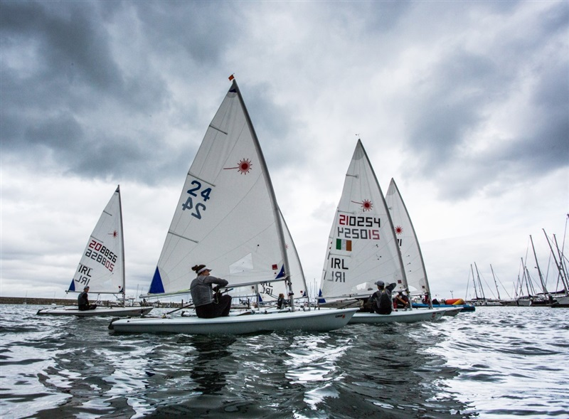 Irish Sailing Team in the Performance Quarterly - Summer 2020