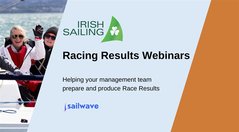 More Racing Results Webinars