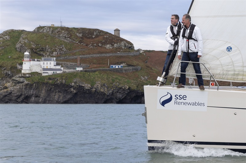 Wicklow Sailing Club secures SSE Renewables as sponsor of the Round Ireland Yacht Race