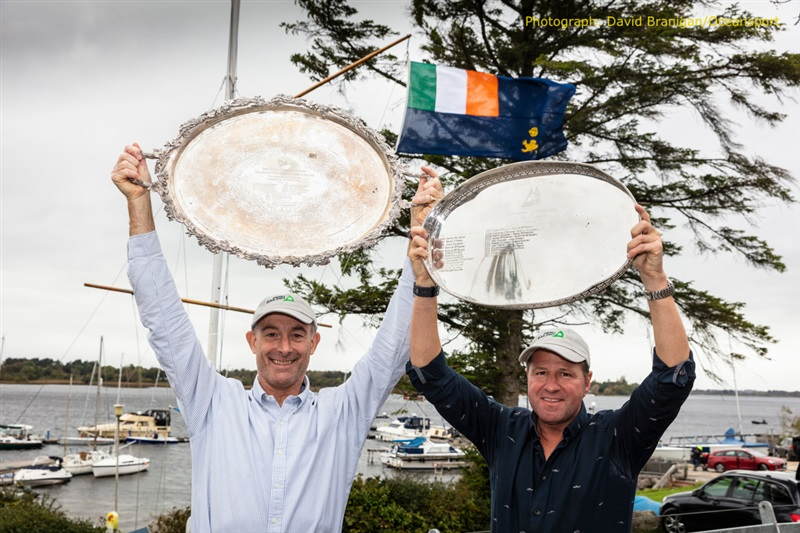 2019 Irish Sailing All Ireland Championships Competitors Confirmed