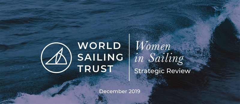 Irish Sailing Pathfinder Women at the Helm Namechecked by World Sailing Trust