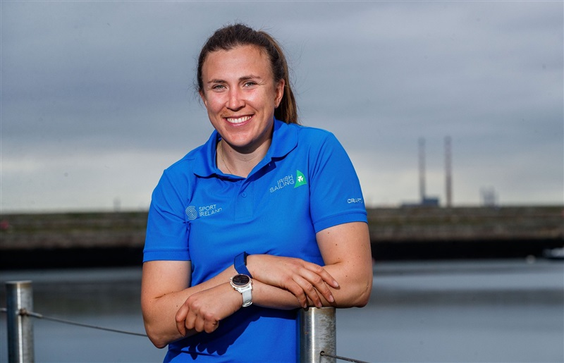 Annalise Murphy has confirmed her return to the Laser Radial