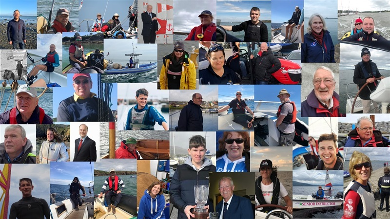 Join us for the 2020 Virtual Irish Sailing Awards