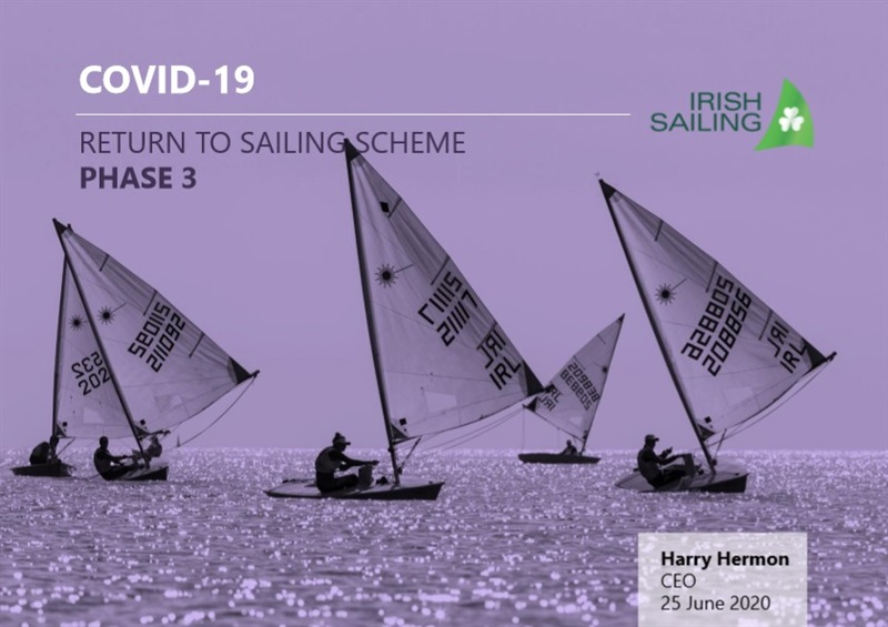 Return to Sailing Scheme Phase 3 and 4
