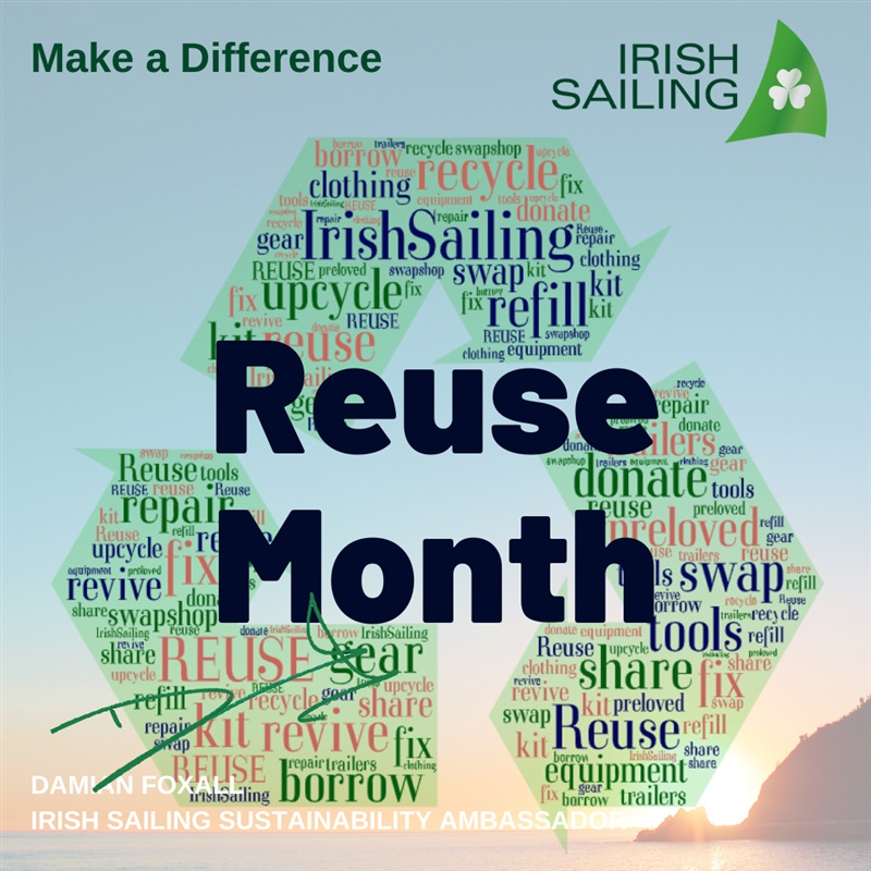 Reuse Month is Here