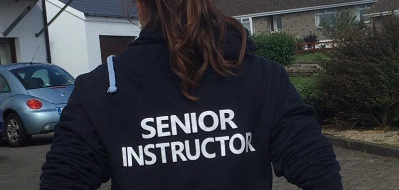 Senior Instructor Training March and June 2019