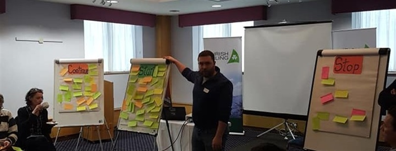 Irish Sailing's second Club Growth Symposium