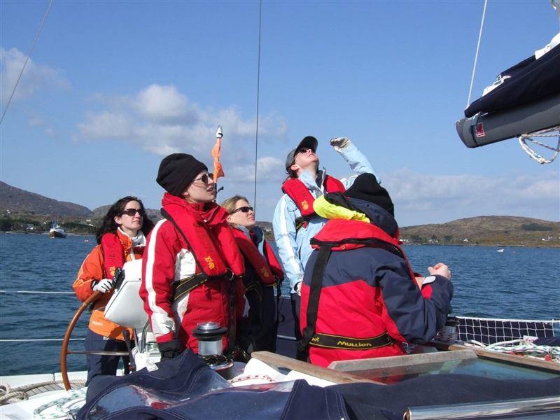 Call Out for Women at the Helm Regatta Expressions of Interest