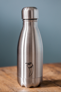 Chilly's Bottles 260ml Silver