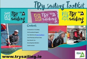 try sailing toolkit front cover